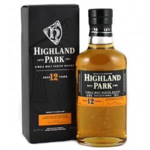 Highland Park 12 Year Old - 35cl 40%