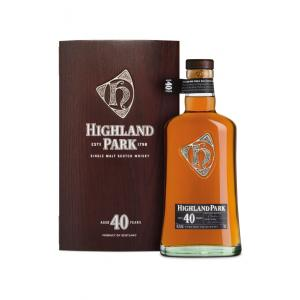 Highland Park 40 Year Old - 70cl 48.3%