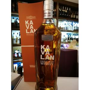 Kavalan Limited Edition Signed Bottle Single Malt Whisky - 70cl 40%
