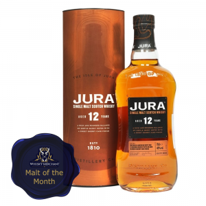 Jura 12 year old - 40% 70cl (Isle of Jura)