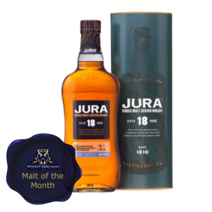 Jura 18 year old - 44% 70cl