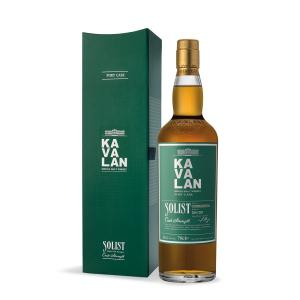 Kavalan Solist Port Cask Single Malt Whisky - 70cl 57.8%