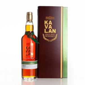 Kavalan Solist Amontillado Cask Single Malt Whisky - 70cl 56.3%