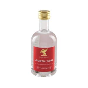 Liverpool Vodka Miniature - 43% 5cl