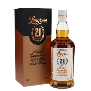 Longrow 21 Year Old 2019 Edition - 46% 70cl