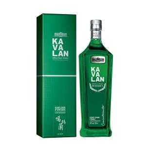 Kavalan Concertmaster Single Malt Whisky - 50cl 40%