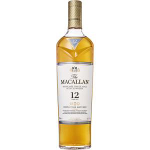 Macallan 12 year old Triple Cask Matured Without Box - 40% 70cl