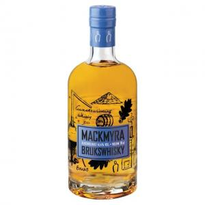 Mackmyra Bruks Swedish Whisky - 70cl 41.4%
