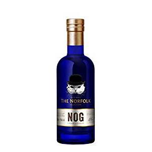 The Norfolk Nog Whisky Liqueur - 50cl 20%