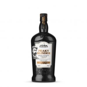 Peaky Blinder Irish Whiskey Liqueur - 70cl 17%