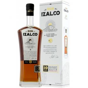 Ron Izalco 10 Year Old Rum - 43% 70cl