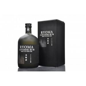 Ryoma 7 Year Old Japanese Rum - 70cl 40%