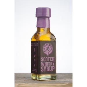 Scotch Whisky Syrup - 125ml