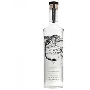 Snow Leopard Vodka - 70cl 40%
