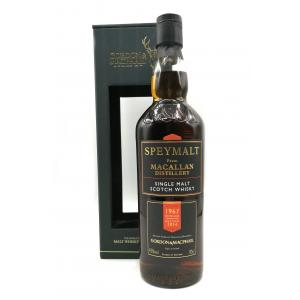 Speymalt Macallan 49yo 1967 (Bottled 2016) G&M - 43% 70cl