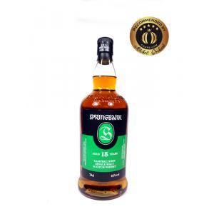 Springbank 15 Year Old - 70cl 46%