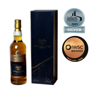 Stalla Dhu Single Cask Saorsa Scotch Whisky - 70cl 50%