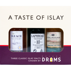 A Taste of Islay 3x5cl Gift Pack