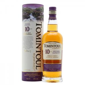 Tomintoul 10 Year Old - 70cl 40%