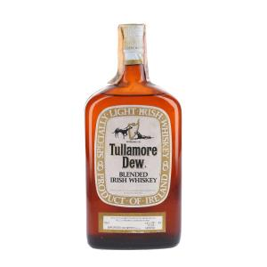 Tullamore Dew Bottled 1960s/1970s - 43% 75cl