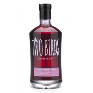 Two Birds Blackcurrant Vodka - 70cl 32%