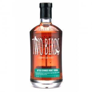 Two Birds After Dinner Mint Vodka - 70cl 29%