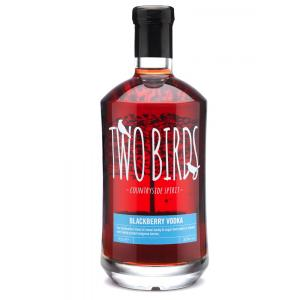Two Birds Blackberry Vodka - 70cl 29%