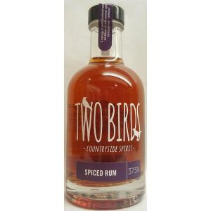 Two Birds Spiced Rum - 20cl 40%