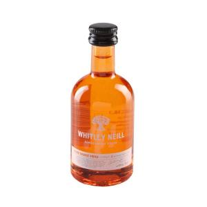 Whitley Neill Blood Orange Vodka Miniature - 5cl 43%