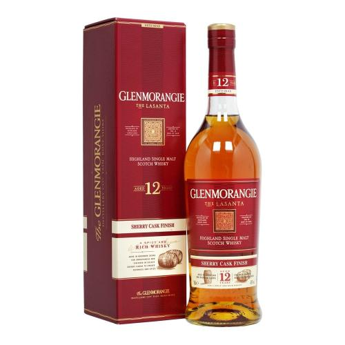 Glenmorangie 12 Year Old Lasanta - 43% 70cl