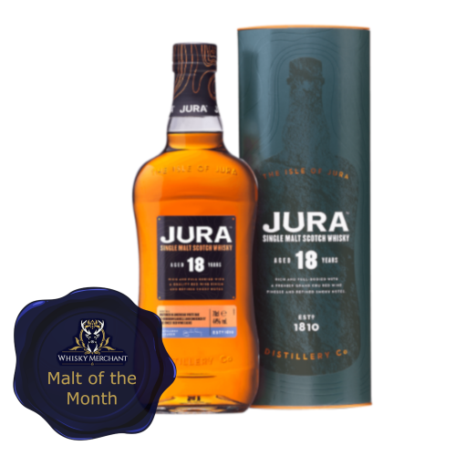 Jura 18 Year Old - 70cl 46%