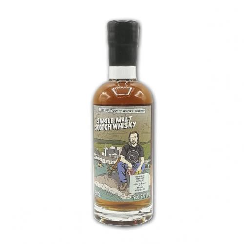 Port Ellen 33 year old Batch 6 (That Boutique-y Whisky Company) - 47.5% 50cl