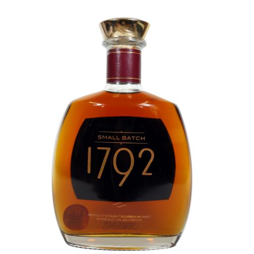 1792 Small Batch Kentucky Straight Bourbon Whiskey - 75cl 46.85%