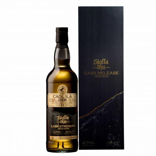 Stalla Dhu Cask Strength Caol Ila 11 Year Old - 60.4% 70cl